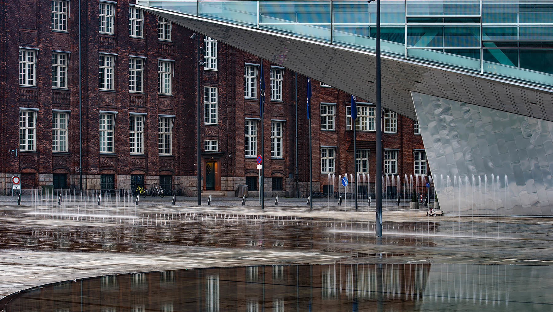 Fontann w Kopenhadze