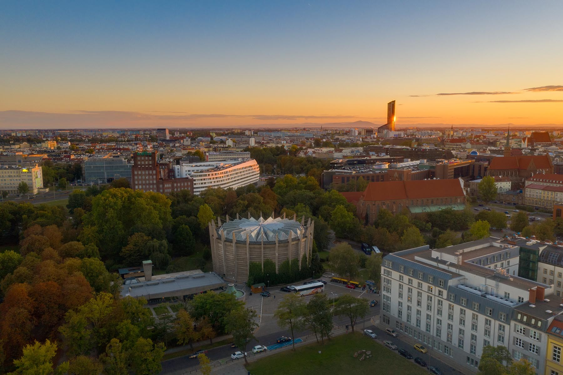 Panorama Wocławia