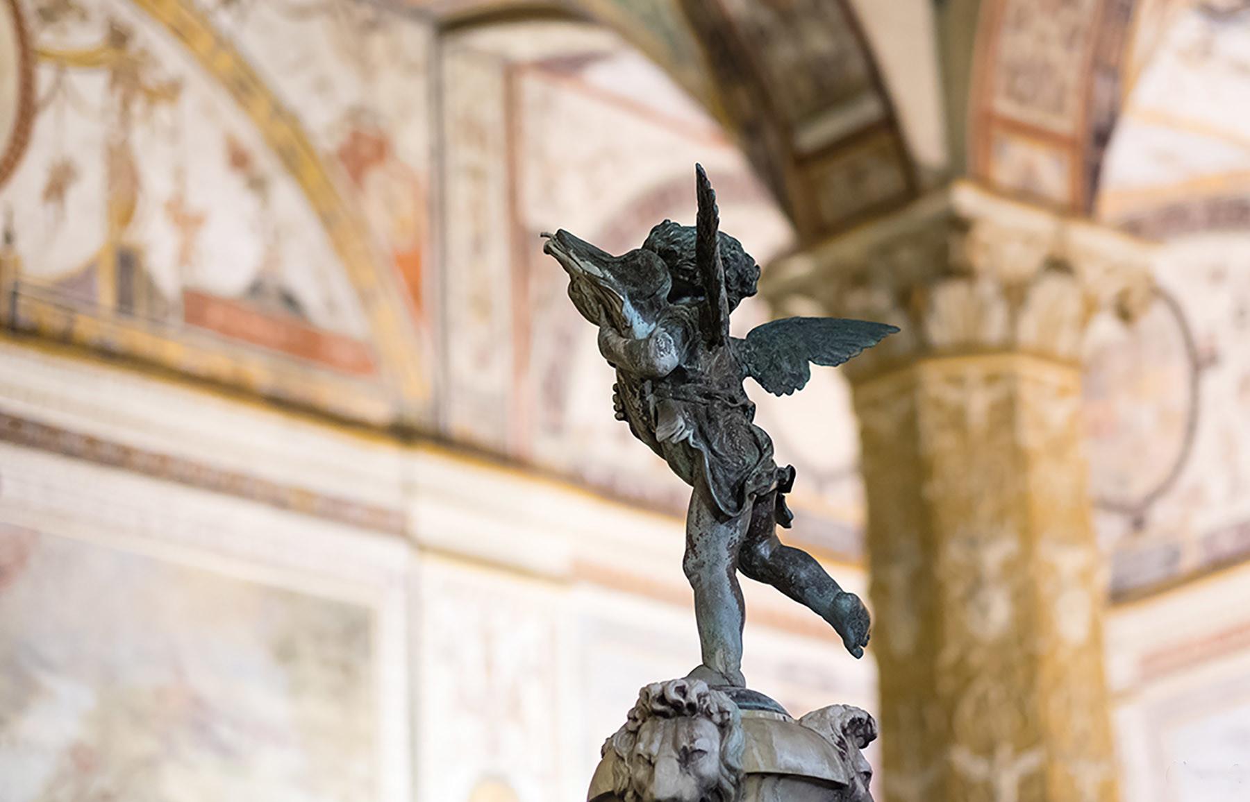 Florencja Ponte Vecchio