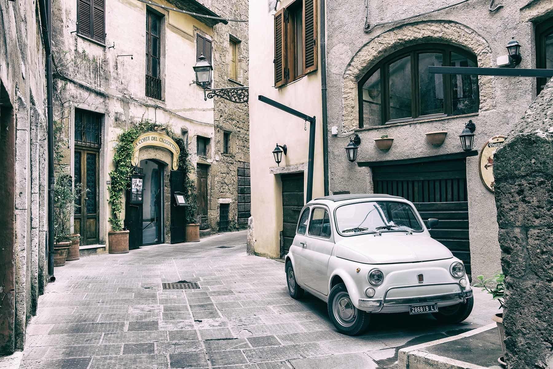 Włochy Fiat 500