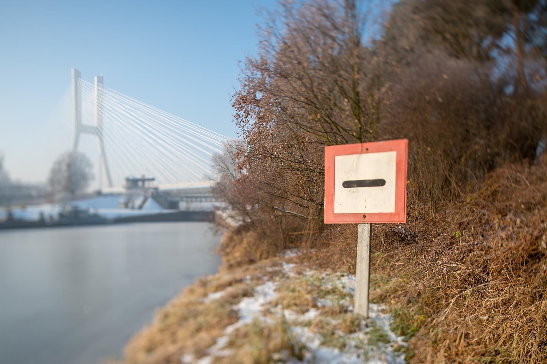 Most Rędziński i Odra