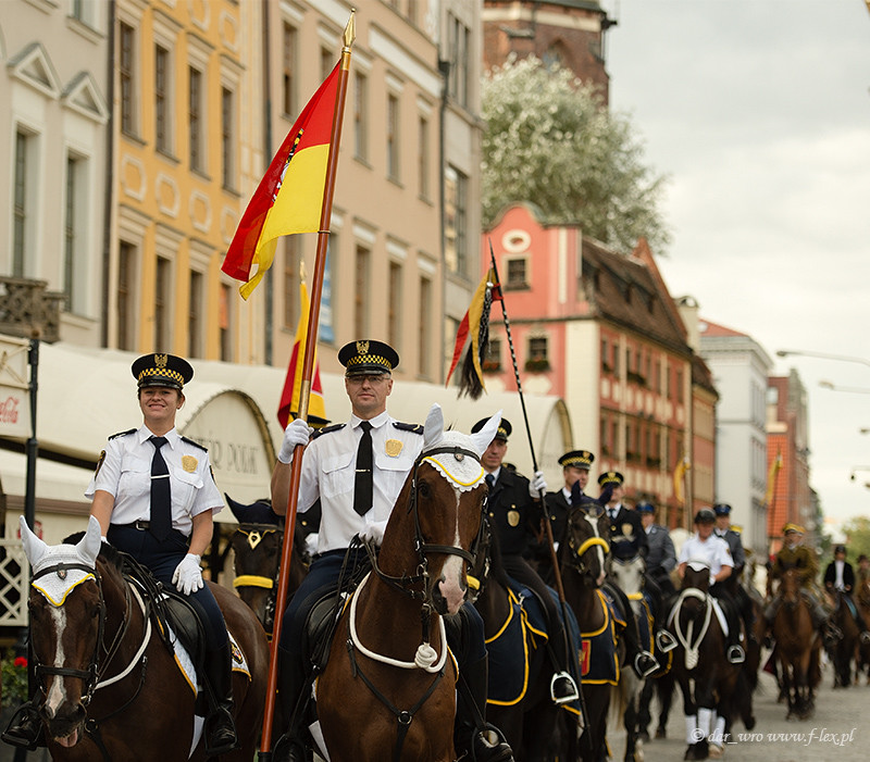 Parada we Wrocławiu